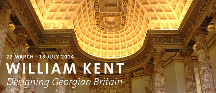 William Kent exhibition header