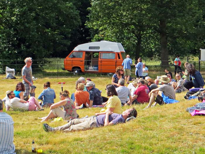 Acoustic Tent today (21 June) returned to Wanstead Park for another afternoon of music and picnicking in the Temple garden. It drew a good crowd and ... & Sun shines for the return of Acoustic Tent | The Friends of ...