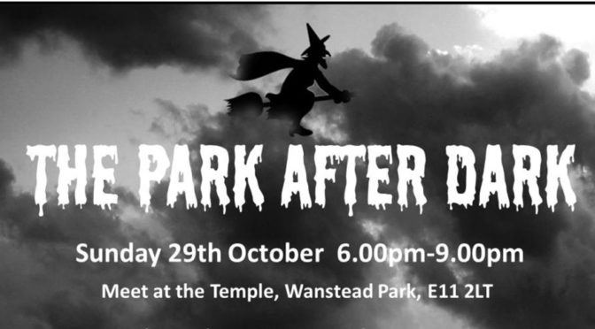 The Park After Dark…..